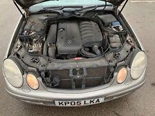 mercedes benz e270 cdi diesel estate 7 seater