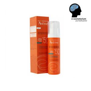 Avene Sun Solaire Cleanance SPF50+ Sunscreen 50ml (1.7 fl oz) for Oily Skin;