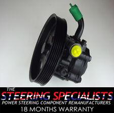 Mitsubishi L200 2.5 DiD 2006 to 2013 Genuine Remanufactured Power Steering Pump