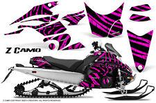 Yamaha FX Nytro 08-14 Graphics Kit CreatorX Snowmobile Sled Decals Wrap ZCP