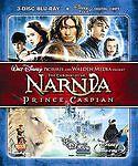 The Chronicles of Narnia: Prince Caspian (3 Blu-Ray Disc set, 2008) Disney