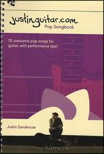 JustinGuitar.com Pop Songbook Guitar Chord Song Book Justin Sandercoe some TAB