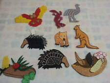 FELT BOARDS STORY INDIGENOUS DREAMTIME RESOURCE - HOW ECHIDNA GOT HIS SPIKES
