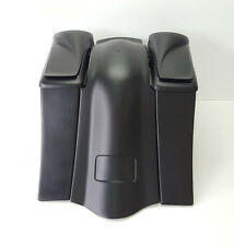 """Package Deal! Down & Out Saddlebags Lids,Fender And 26"""" wrap 4 Harley Touring"""