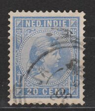 Nederlands Indie Netherlands Indies Indonesia nr. 26 used Wilhelmina 1892