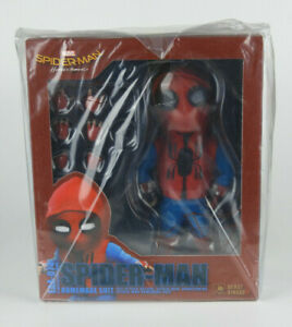 Spider-Man: Homecoming Egg Attack Spider-Man Homemade Suit Beast Kingdom PX NEW