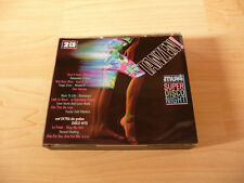 CD doppio ballare! Boney M il Harrow C C Catch Anita Ward Sister Sledge PAC nastro