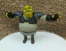 """Shrek 'Shrek the Brave' Dreamworks 6"""" Action Figure w/ Movable Ears (2006)"""