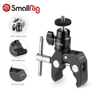 Smallrig Clamp Mount Ball Head Shoe Mount Magic Arm for Camera Monitor 1124 US