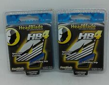 Headblade HB4 Blade Replacement Kit x2