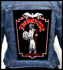 TORMENTOR - Anno Domini --- Huge Jacket Back Patch Backpatch