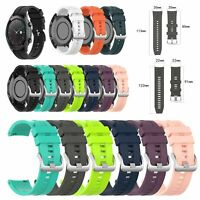 20 /22mm Soft Silicone Band Wrist Strap Bracelet Replacement for Huawei Watch GT
