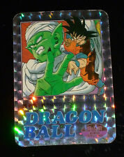 DRAGON BALL Z DBZ COVERS COLLECTION CARDDASS CARD PRISM CARTE BIRD BRAVO CC20 NM