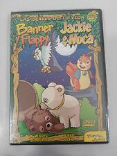 JACKIE & NUCA BANNER Y FLAPPY SERIE TV VOL 20 - DVD 2 CAPITULOS REGION 0 NUEVO