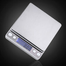 500g x 0.01g LCD Pocket Jewelry Digital Scale Gram Weight Electronic Balance