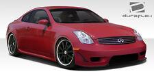 03-07 Fits For Infiniti G Coupe G35 Duraflex Sigma Body Kit 4pc 108075