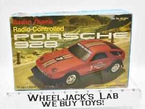 Radio Shack Radio-Controlled RC Porsche 928 60-3041 1980 1/24 Scale