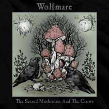 Wolfmare ‎– The Sacred Mushroom And The Crows (CD, 2013) Folk/Pagan Metal