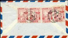 426873) Burma / Birma Nr. 87 (4) Unabhängigkeit u.a. a. Luftpost 1949 n. GB