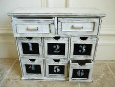 Less than 60cm Height Country Unbranded Chests of Drawers