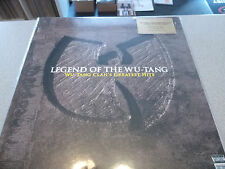 WU-TANG CLAN - Legend Of The Wu-Tang -  LIMITED 2LP 180g TRANSPARENT Vinyl / Neu