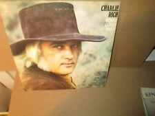 CHARLIE RICH - BEHIND CLOSED DOORS 1972 Country Vinyl Lp Excellent