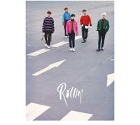 B1A4 Rollin' 7th Mini Album Gray Ver CD+PhotoBook+PhotoCard KPOP Sealed