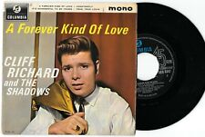 CLIFF RICHARD AND THE SHADOWS=A FOREVER KIND OF LOVE  E.P.  P/C