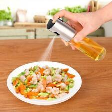 Glass Olive Oil Sprayer Oil Spray Empty Bottle Vinegar Bottle Oil Dispenser for