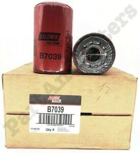 Baldwin B7039 Engine Oil Filter (Pack Of 6)