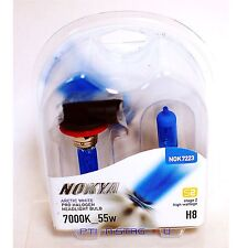 Nokya H8 Arctic White S2 Headlight Fog Light Halogen Light Bulb 1 Pair NOK7223
