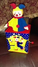 Jack-In-The-Box Clown