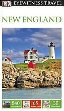 DK Eyewitness Travel Guide: New England, DK, New Book