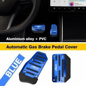 Car Non-Slip Automatic Pedal Brake Foot Cover Treadle Belt Set Universal New