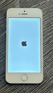 Apple iPhone 5s - Silver - Good Working Order