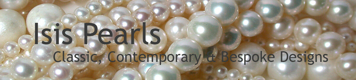 Isis Pearls Jewellery