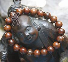 Genuine 100% Natural Hainan Huanghuali Preyer Buddha Beads Bracelet * 10mm * 21颗