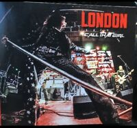 LONDON COMBO 2CD PACK! CALL THAT GIRL(2019)&NONSTOP ROCK BOTH! SAVE ON SHIPPING