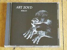 Art Zoyd-Berlino-Cryonic Inc. - Mad 3032 CD