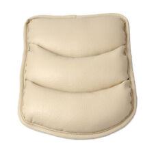 Car SUV PU Mittelarmlehne Konsole Box Soft Pad Abdeckungs-Kissen Wear Mat Beige