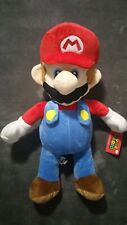 """Super Mario Giant Plush 24"""" New Licensed Nintendo"""