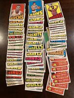 1972-73 Topps Basketball Lot (67) Cards Some Dupes GdVg