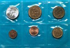 1964-1965 FINLAND 6 Coin UNC Mint Set