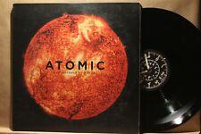 MOGWAI ATOMIC - VINYL RECORD LP / TRR272#   Vinyl NM Cover NM