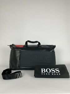 HUGO BOSS Business Weekender, schwarz, neu mit Etikett, UVP: €495