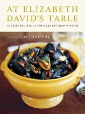 At Elizabeth David's Table : Classic Recipes and Timeless Kitchen Wisdom by...