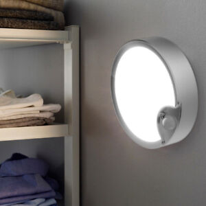 80LED Ceiling Light Motion Sensor for Closet Hallway Pantry Garage Daylight
