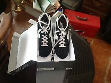 black mens skecher sneakers