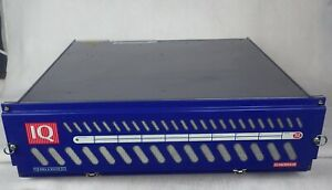 Snell and Wilcox IQ Modular 3U IQH3A-E-P Enclosure with 9 Cards and PSUs