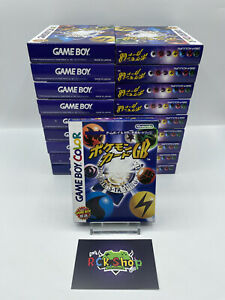 Nintendo Gameboy Color Japan - Pokemon Trading Card Game - ohne Promo-Karte NEU